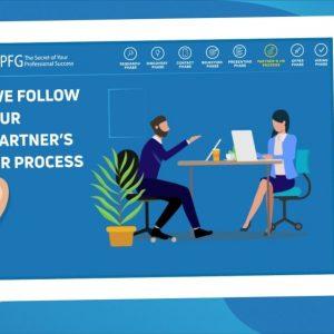 Изработка на Рекламно Експлейнър Видео за PFG Bulgaria | HR Процес на Работа 15