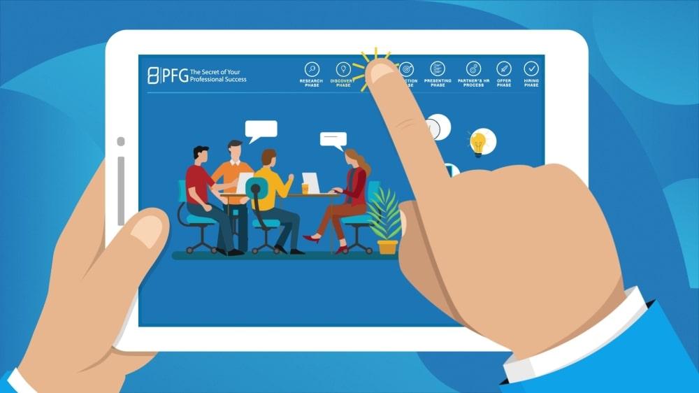 explainer video експлейнър видео реклама за PFG Bulgaria
