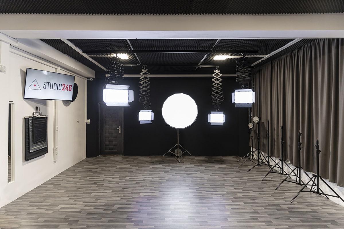 снимачно фотографско студио под наем в софия