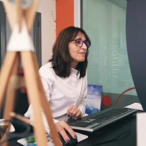 Заснемане и изработка на корпоративно видео за печатница Дъга 17