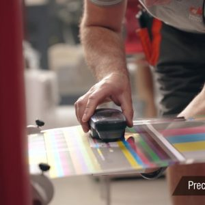 Заснемане и изработка на корпоративно видео за печатница Дъга 24