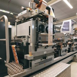 Заснемане и изработка на корпоративно видео за печатница Дъга 33