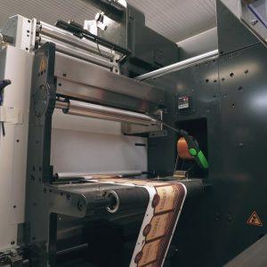 Заснемане и изработка на корпоративно видео за печатница Дъга 36