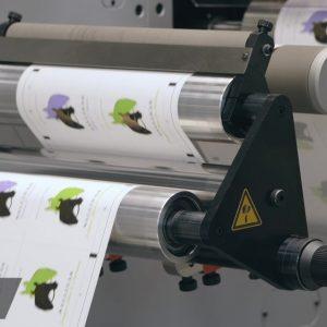 Заснемане и изработка на корпоративно видео за печатница Дъга 37