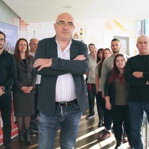 Заснемане и изработка на корпоративно видео за печатница Дъга 40