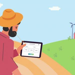Анимирано рекламно explainer видео за AGRA - софтуер за земеделието 11