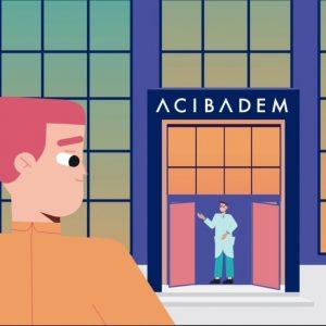 Изработка на explainer видео за Acibadem - Gamma Knife 9