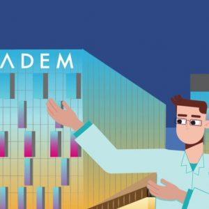 Изработка на explainer видео за Acibadem - MRIdian 14