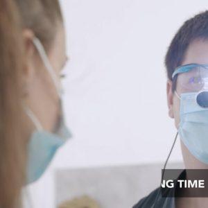 Цялостна видео продукция на рекламен видеоклип за Sofia Implant Centre 18