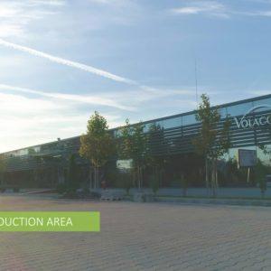 Заснемане и изработка на корпоративно видео за Volacom и ACOM 7