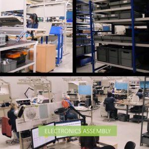 Заснемане и изработка на корпоративно видео за Volacom и ACOM 34