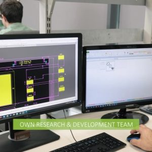 Заснемане и изработка на корпоративно видео за Volacom и ACOM 38