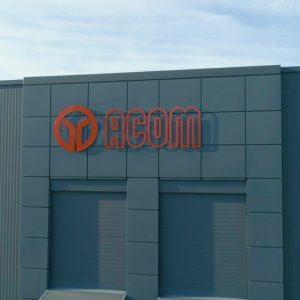 acom корпоративно видео