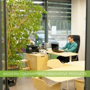 Заснемане и изработка на корпоративно видео за Volacom и ACOM 10