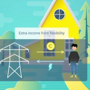 Изработка на explainer video по EU проект Geographical Islands Flexibility (GIFT) 13