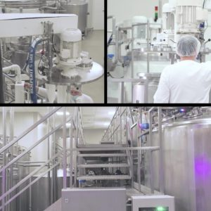 Заснемане и изработка на корпоративно видео за AROMA 17