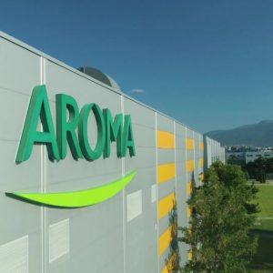 Заснемане и изработка на корпоративно видео за AROMA 7